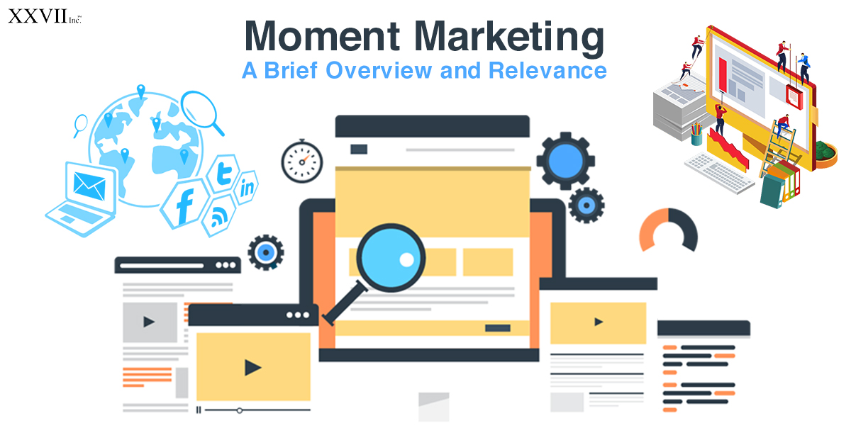 Moment Marketing: A Brief Overview and Relevance