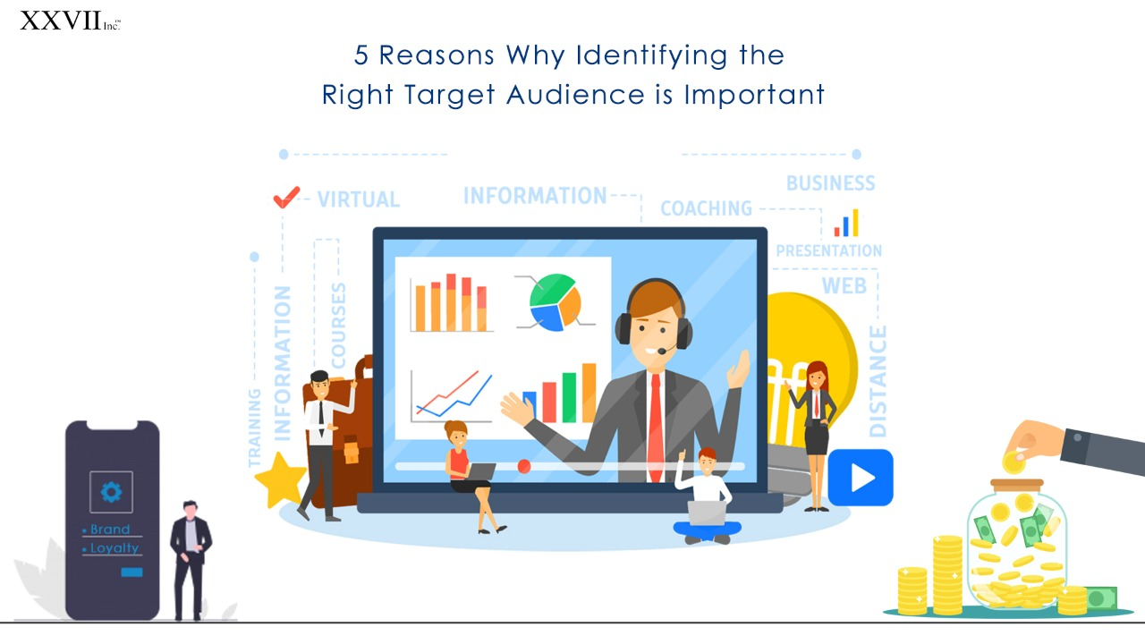 5 Reasons Why Identifying the Right Target Audience is Important