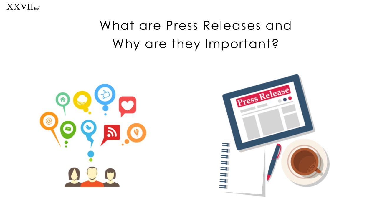 What are Press Releases and Why are they Important?