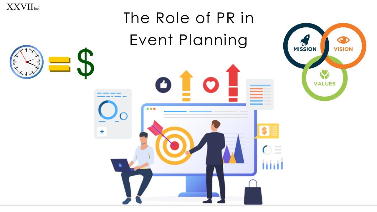The Role of PR in Event Planning