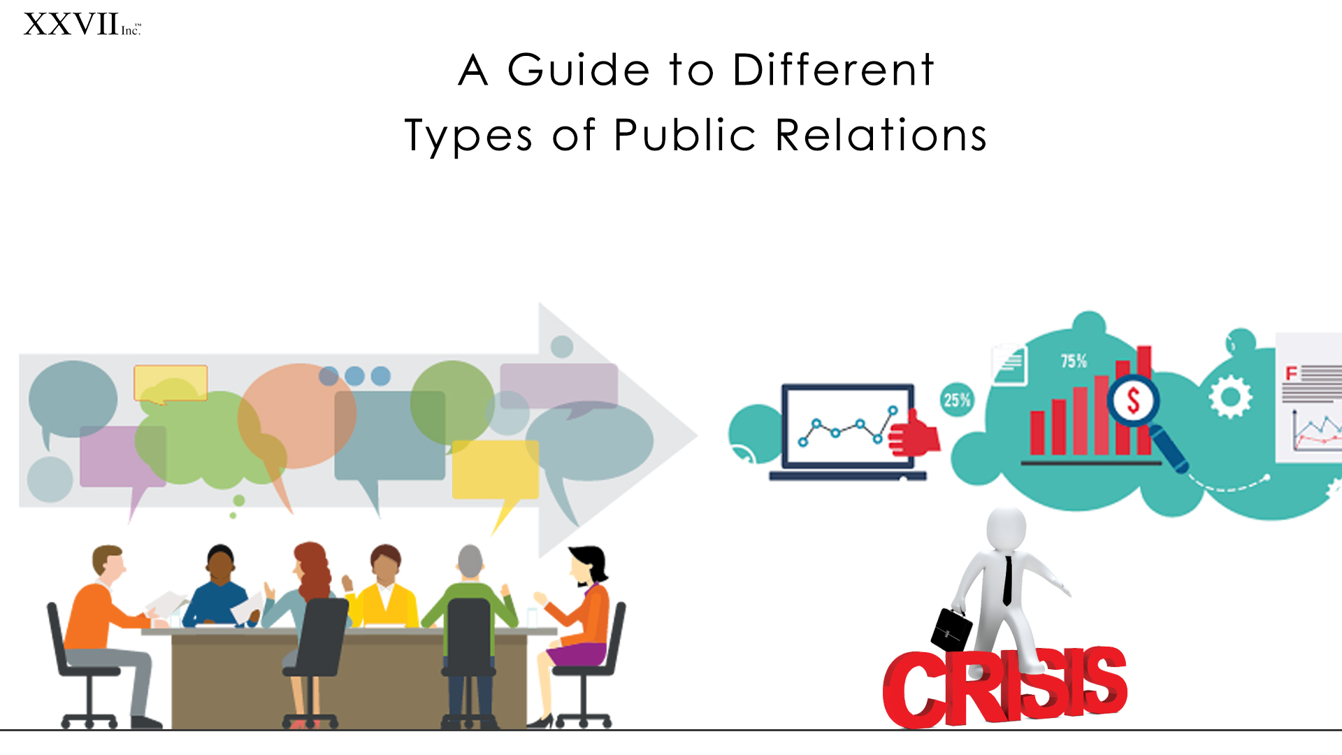 A Guide to Different Types of Public Relations