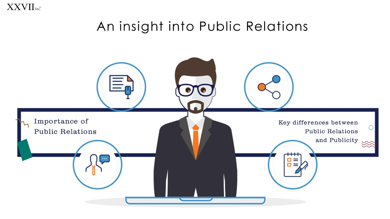 An insight into Public Relations