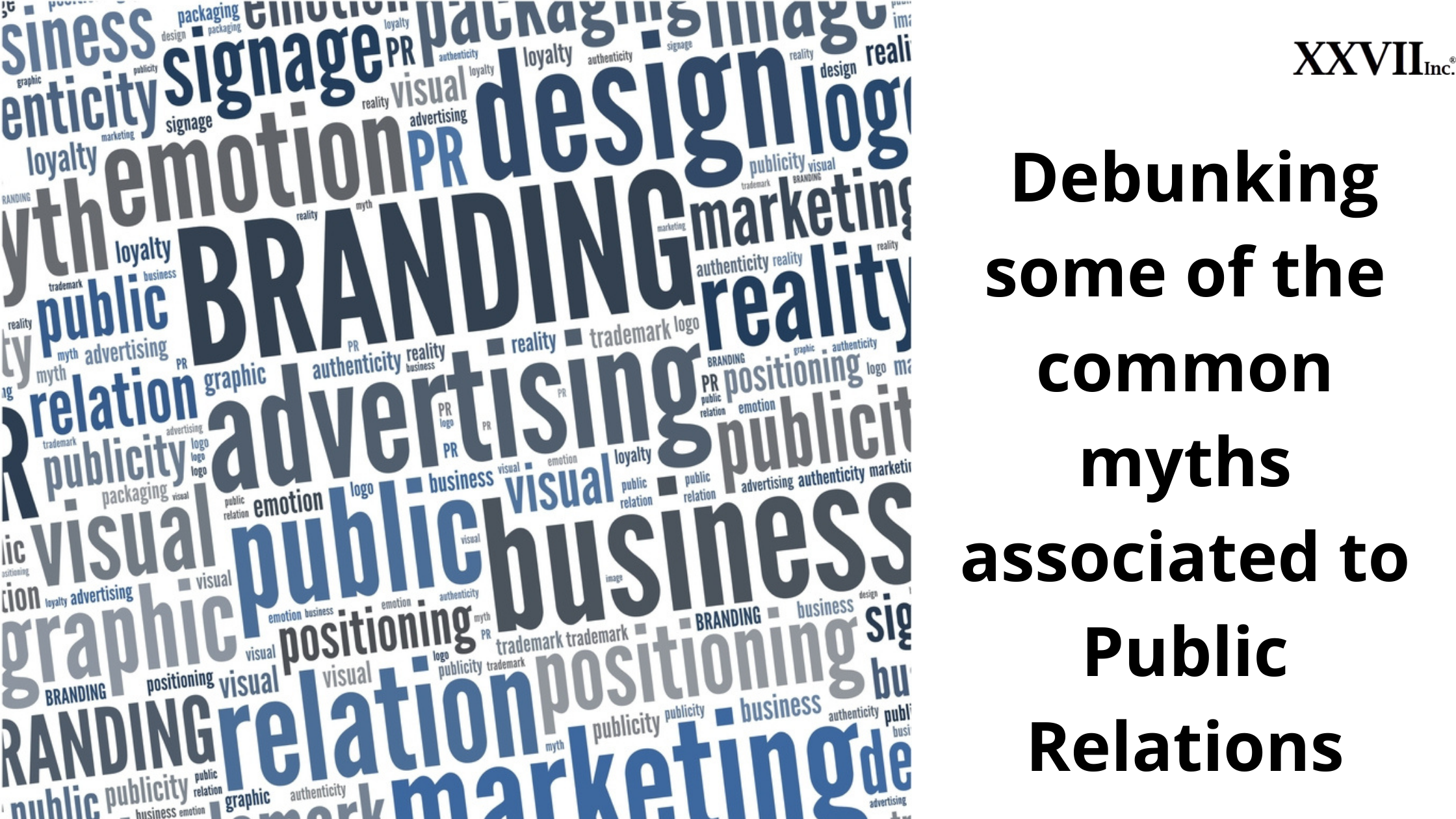 Debunking some of the common myths associated with Public Relations